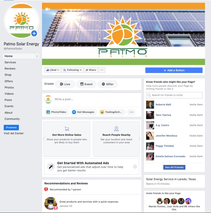 Lsg Website Patmo Solar Social