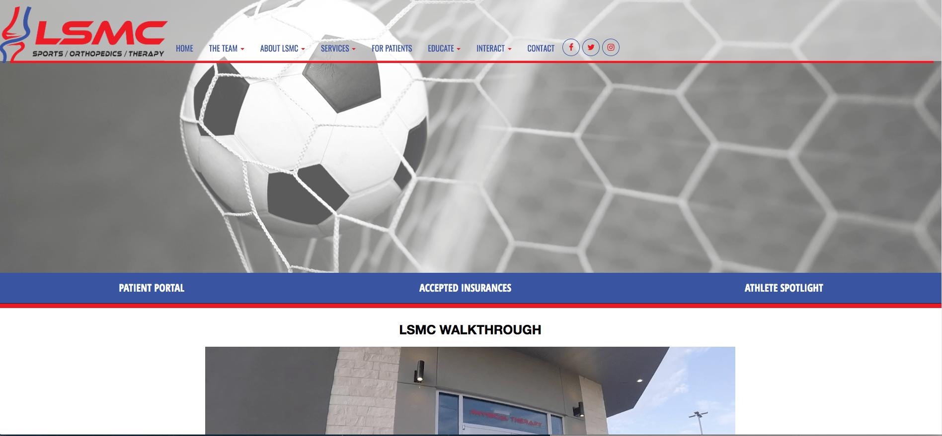 LSMC website