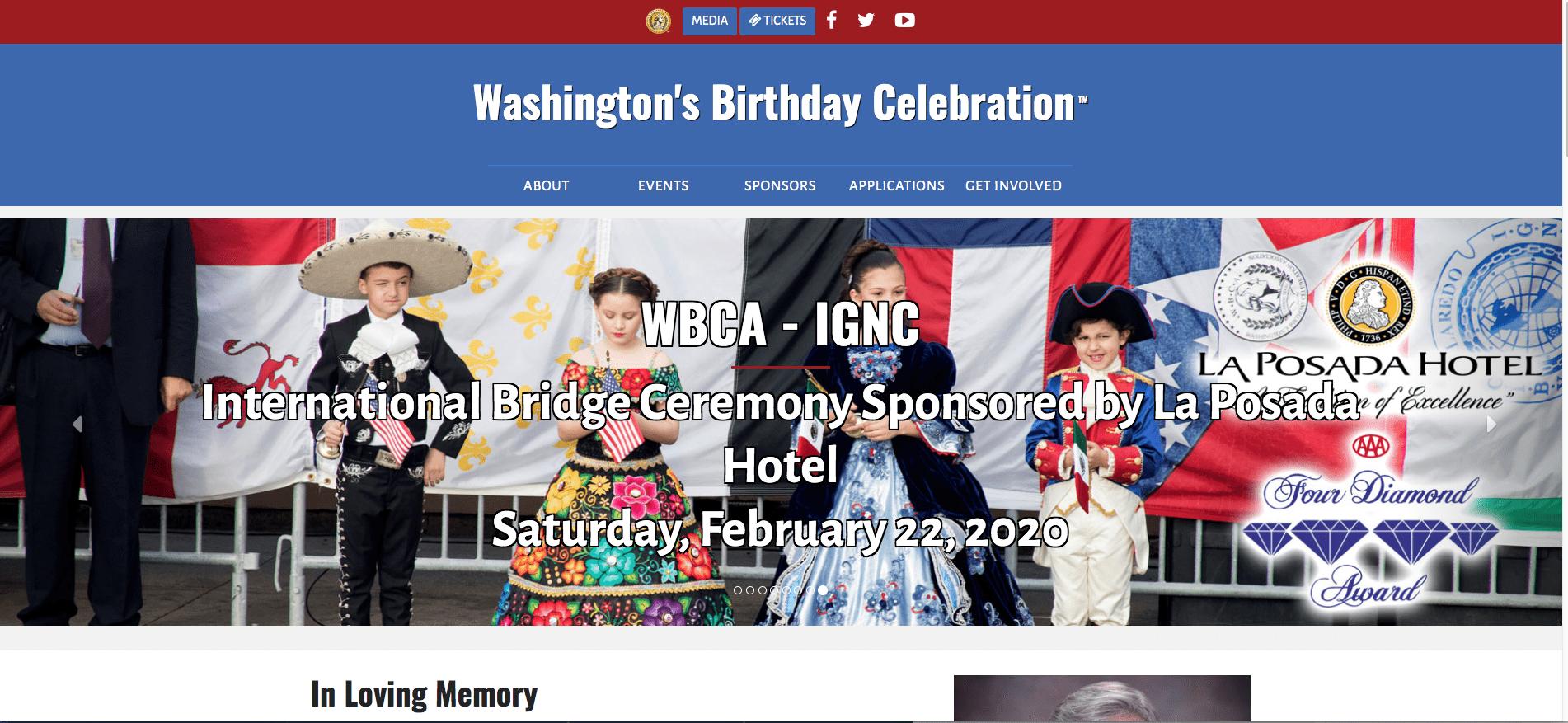 WBCA website